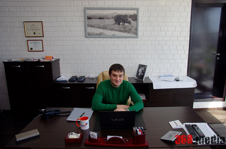 Alex Bornyakov