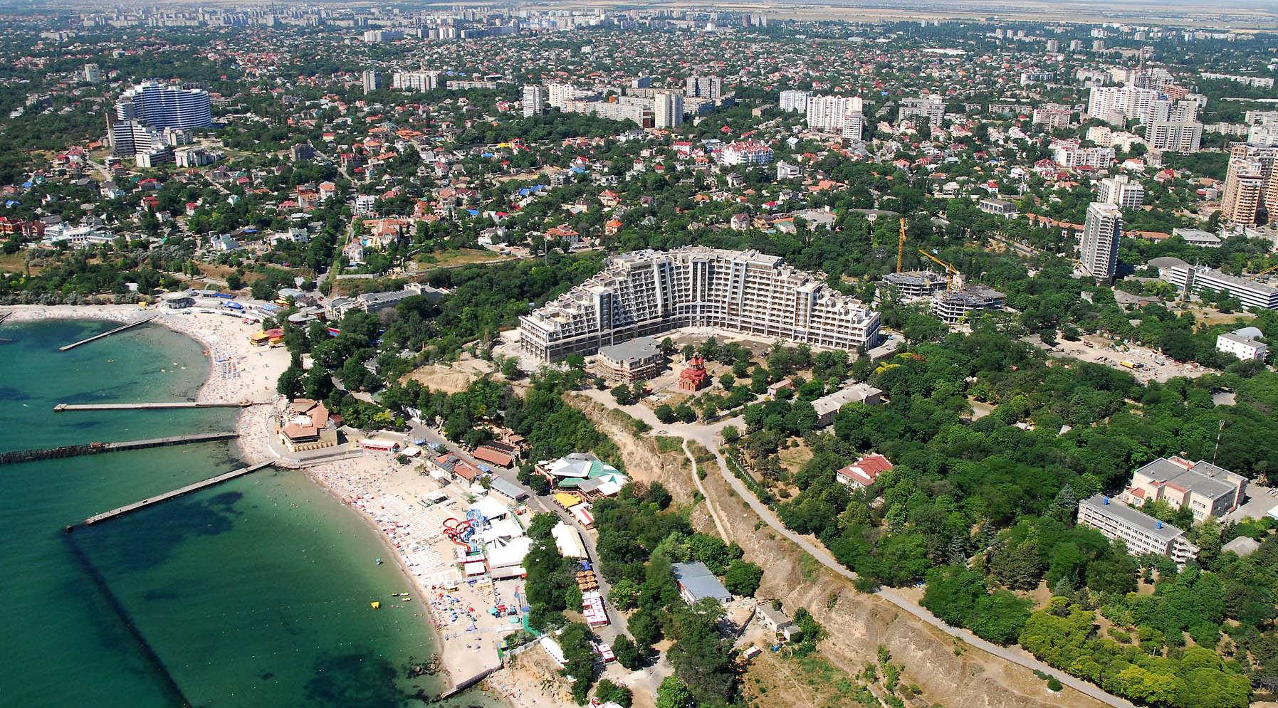 одессское побережье