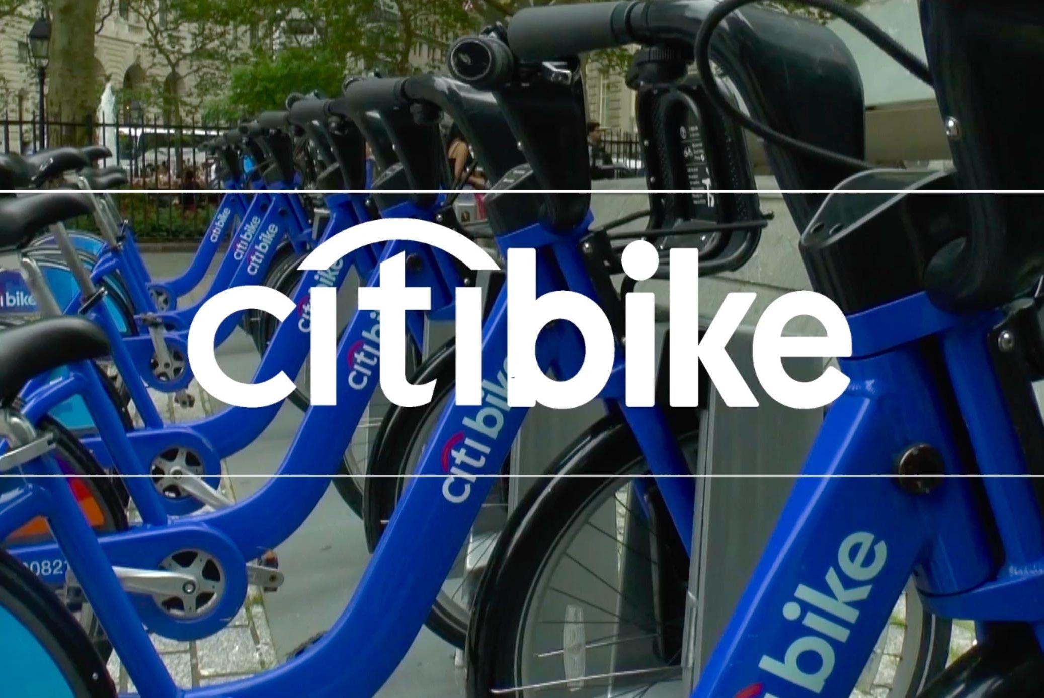 нью-йорк citi bike